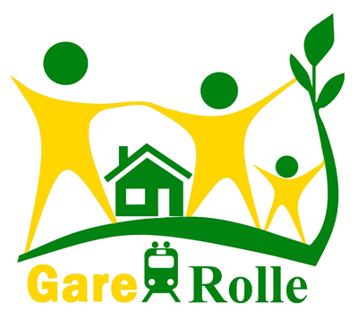 Gare Rolle Logo
